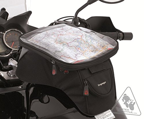 (SW-MOTECH Map Holder for Quick-Lock Tankbags)