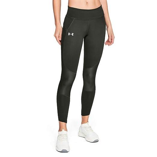 d76ce36a41502 Amazon.com : Under Armour Women's Speedpocket Run Crop : Clothing