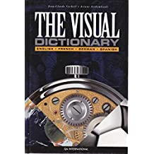 The visual dictionary: English, French, German, Spanish
