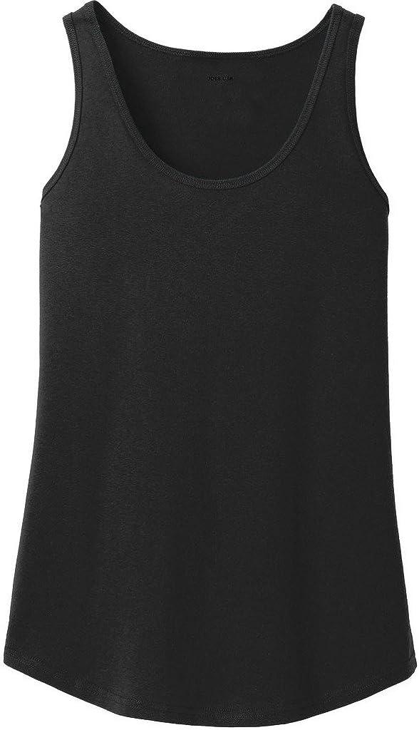 Ladies 100/% Cotton Tank Tops in Ladies Sizes XS-4XL