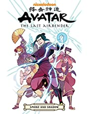 Avatar The Last Airbender--Smoke and Shadow Omnibus