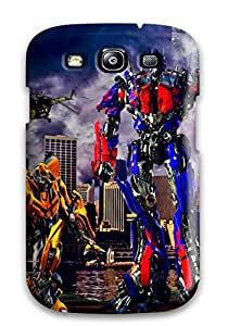 For Galaxy Transformers Age Of Extinction Protective Case Cover Skin Galaxy S3 Case Cover