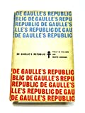 img - for De Gaulle's Republic book / textbook / text book