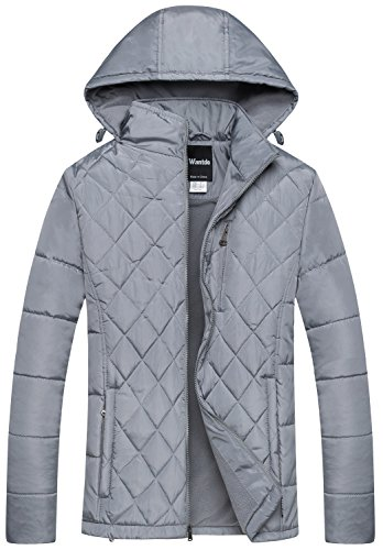 Quilted Lined Sports Jacket - 8