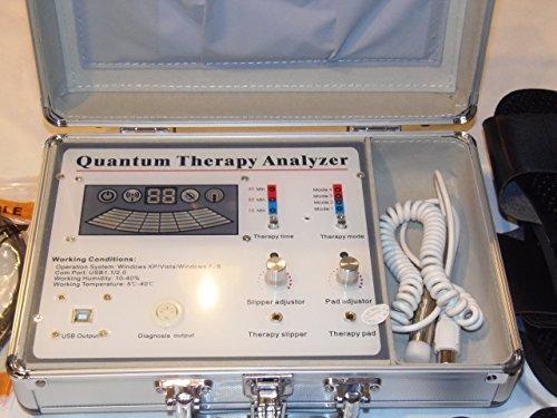 Квантовая магнитно-резонансная Analyzer & Лечебный массаж 41 Отчеты 3 GEN 2014 Поставляется с 1 PC Free квантовой щит (испанский)