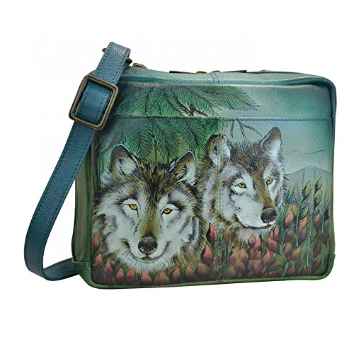 anuschka-leather-womens-hand-painted-crossbody-travel-leather-organizer-bag-western-wolf-os