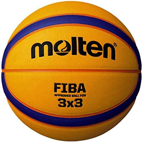 Molten 3X3 公式マッチバスケットボールサイズ6 B07H4SWFH4