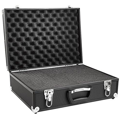BRUBAKER Pro Aluminum Digital SLR Camera Case Foam Padded 18