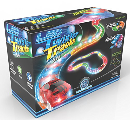 light up car set - 1
