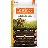 Instinct Original Grain Free Recipe with Real Chicken Natural Dry Cat Food by Nature's Variety, 5 lb. Bag
