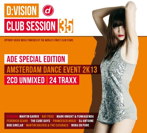 Descargar Torrents En Castellano D:vision Club Session 35 PDF Gratis Descarga