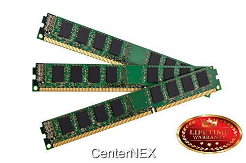CenterNEX® 8GB Memory KIT (2 x 4GB) For Asus All-in-One PC Series EeeTop PC P9D-I (ECC Unbuffered). DIMM DDR3 ECC Unbuffered PC3-12800 1600MHz RAM Memory.
