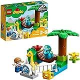 LEGO DUPLO Jurassic World Gentle Giants Petting Zoo 10879 Building Kit 24 pieces