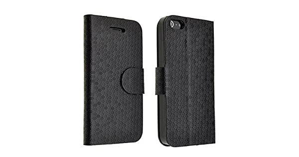 Amazon.com: HP DF sold out Football Pattern PU Leather Case ...
