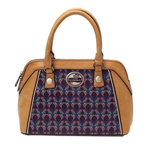 Lili Petrol - Doryphore Camel Bag