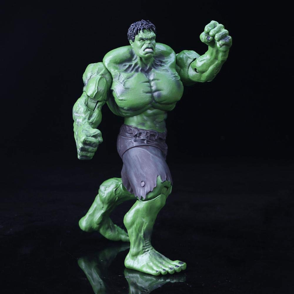 Marvel model Red Green Hulk Hulk, Avengers Joint Movable ...