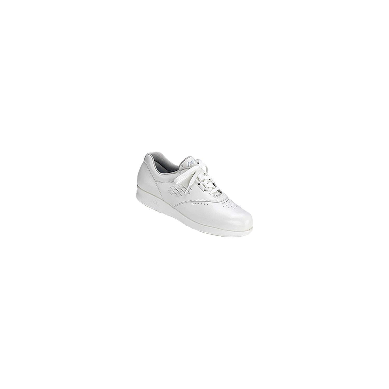 SAS Women's, Freetime Lace up Sneaker Mocha (8.5 B(M) US, White)