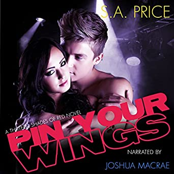 09a2bb0954 Amazon.com: Pin Your Wings: 13 Shades of Red, Book 4 (Audible Audio ...