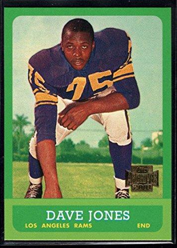 Football NFL 2001 Topps Archive #21 Deacon Jones LA Rams 2001 Topps Archives Football