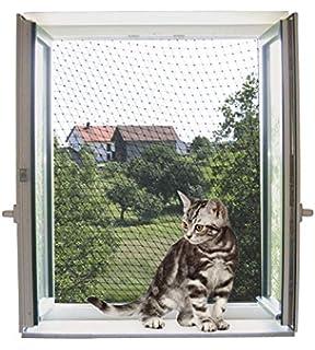 Protector de ventana para gatos de gato plano, paquete único ...