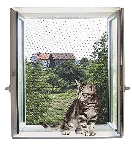 Kerbl Katzenschutznetz, transparent