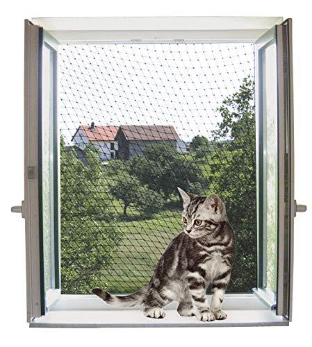 Kerbl Red de protección para gatos 6 x 3 m, transparente: Amazon.es: Productos para mascotas