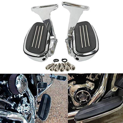 Black Right Mirror Relocation Adapter for 1996-2014 Harley+Sportbike Keychain