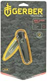 Best GERBER Butterfly Knives - Gerber Mini Covert Knife FAST, Serrated Edge, Black Review