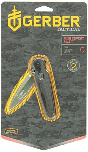 Gerber Covert Knife Serrated 22 41967