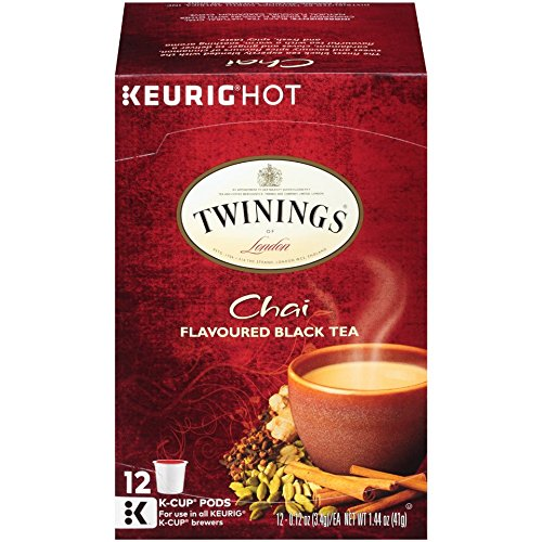 winings of London Organic and Fair Trade Certified Breakfast Blend Tea K-Cups