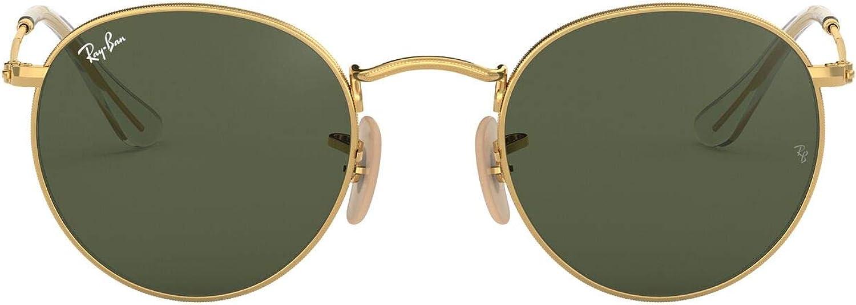 Ray-Ban 0rb3447n 001 50 Gafas de Sol, Arista, Hombre