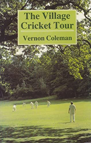 book cover of The Village Cricket Tour