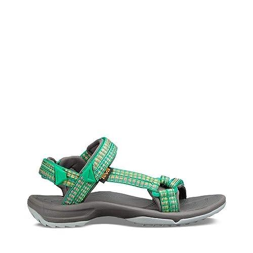 Sandals Sports Terra Woman Green Teva Fern Multi Lite Fi samba wTCxI1qS
