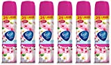 Set of 6 Cherry Blossom Scented Home Select Air Fresheners! 10 Oz - Great Relaxing Scent! Easy to Use! Perfect for Any Room in The House!