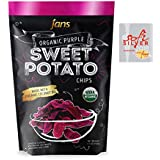 Jans Organic Sweet Potato Chips (Purple, 4.0 oz)