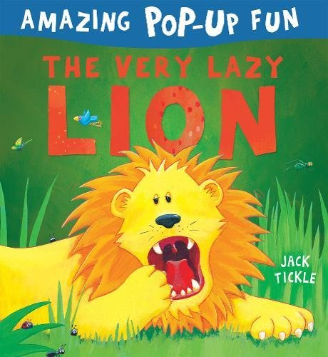 The Very Lazy Lion PDF