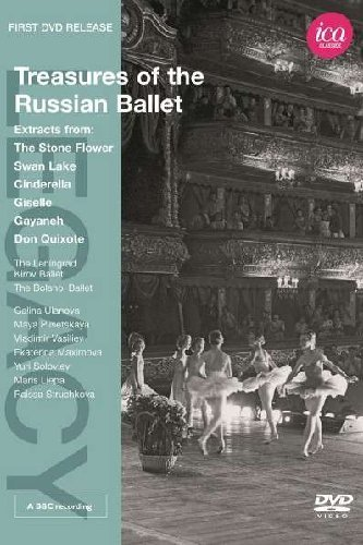 Amazon.in  Buy LEGACY TREASURES OF THE RUSSIAN BALLE DVD befc8b5887a
