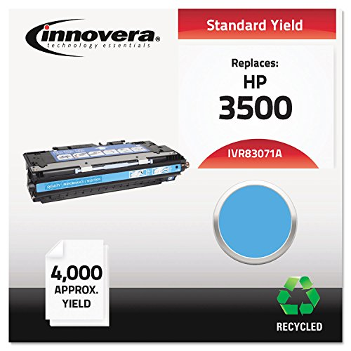 (Innovera Remanufactured Toner Cartridge-Replacement for Q2671A (309A), Cyan)