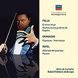 Falla Granados Ravel: Orchestral Works
