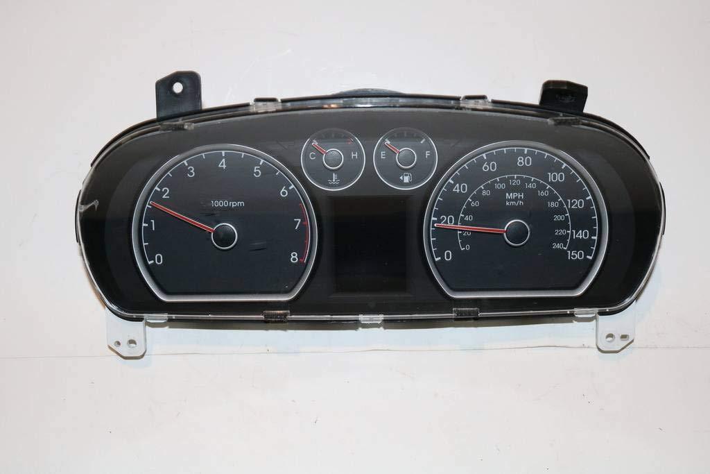 Amazon com: 09-11 Hyundai Elantra AT Instrument Cluster Speedometer
