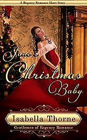 Jane's Christmas Baby: A Regency Romance Christmas Short Story (Gentlemen of Regency Romance Book 19)