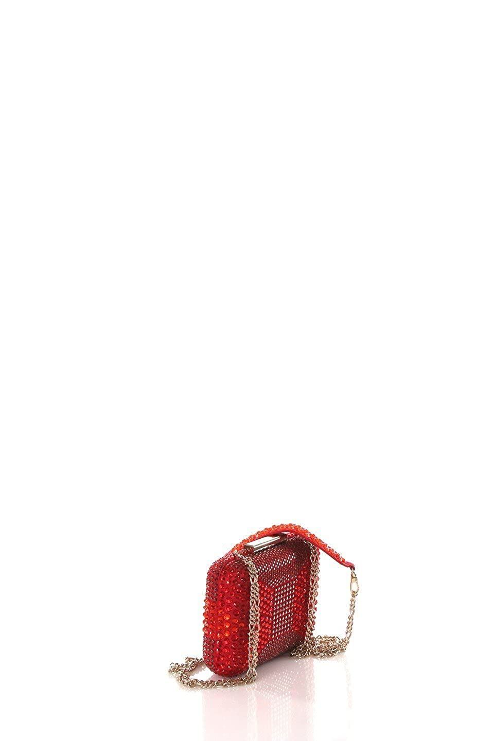 competitive price cc6d0 14bf6 PINKO ANGERS ROSSO BAG Women ROSSO UNI: Amazon.co.uk: Clothing