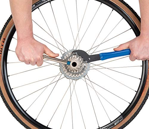 Park Tool SR-2.3 Professional Sprocket Remover/Chain Whip for 1- to 12-Speed Bicycle Cassettes