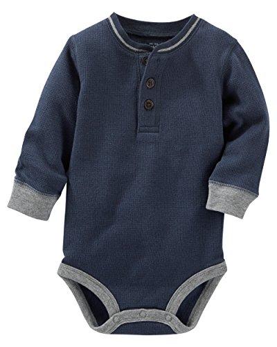 oshkosh-bgosh-baby-boys-thermal-henley-bodysuit-navy-12-months