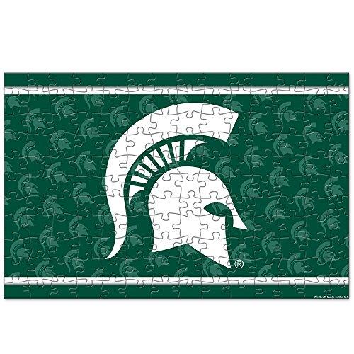 WinCraft NCAA Michigan State University 9883115 Puzzle in Box (150 ()