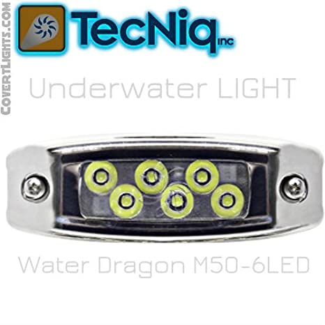 Surface Mount Boat Light Water Dragon Underwater LED