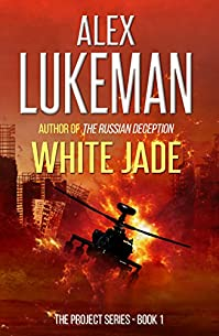 White Jade by Alex Lukeman ebook deal