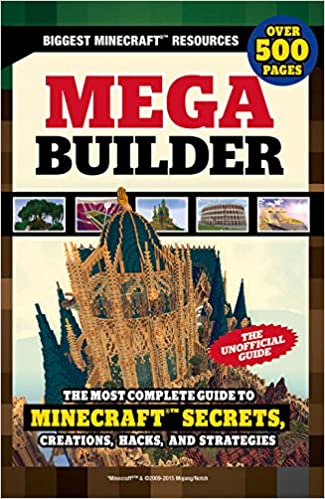 Mega Builder The Most Complete Guide To Minecraft Secrets - Mojang net minecraft namen andern