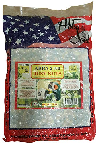 ABBA 2400 Just Nuts 5lbs ()