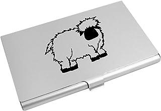 Azeeda 'Moutons Debout' Porte Carte de Visite / Porte Carte de crédit (CH00013338)